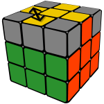solution how to solve the rubiks cube yellow edges