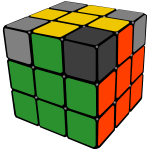 solution of rubiks cube fix corners